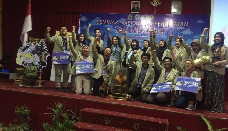 Nursing Students of UGM Retain Grand Champions Title in SOUND 2019