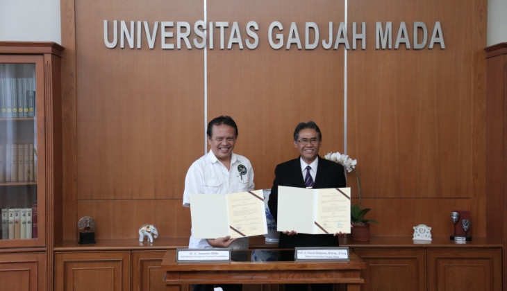 UGM-Borneo Orangutan Survival Establish Cooperation