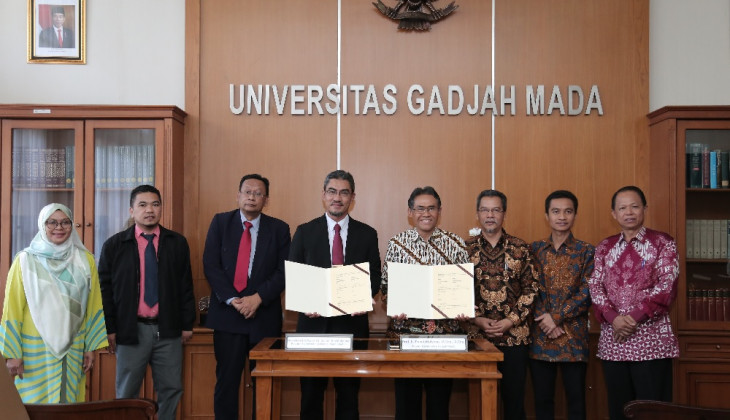 UGM & Universiti Teknologi Mara Malaysia Establish Cooperation