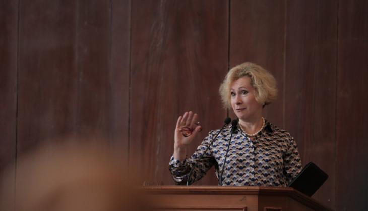 Ambassadorial Lecture Hadirkan Dubes Rusia