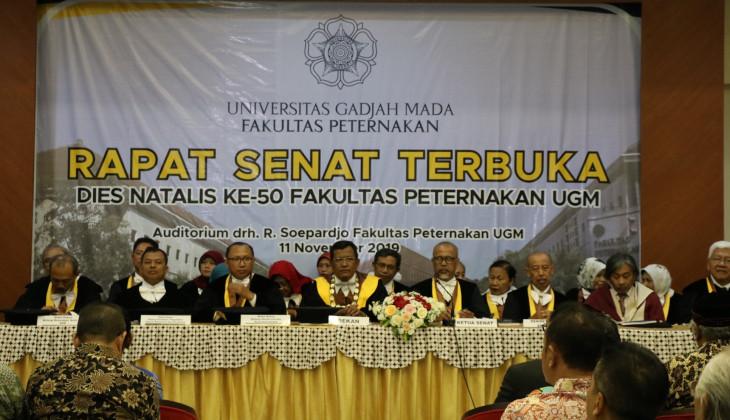 Fakultas Peternakan Siap Buka Kelas Internasional
