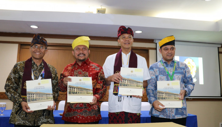 UGM, Kagama dan Kampar Jalin Kerja Sama Penguatan Pembangunan Daerah