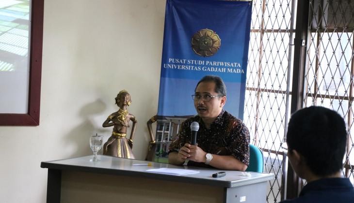 Puspar UGM Bahas Wisata Halal di Lombok
