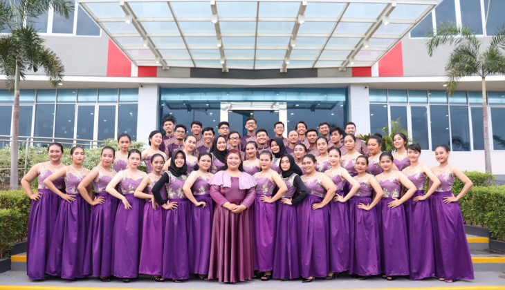 UGM Student Choir Earns Two International Awards