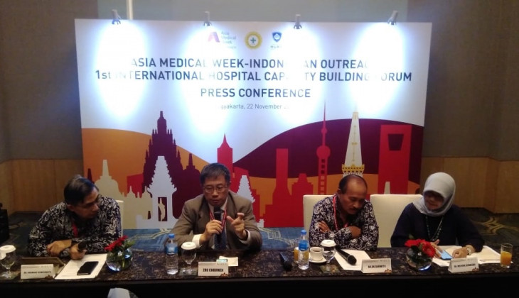 Academic Hospital and Faculty of Medicine UGM Ask to Improve Hospital Quality in Asia Medical Week