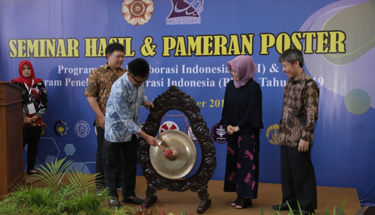 UGM Establish University Research Collaboration for Indonesia