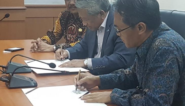 UGM-Dewan Pers Jalin Kerja Sama
