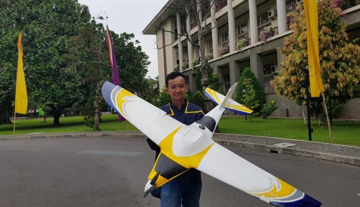 Inovasi Pembasmi Hama Tanaman dengan Drone Otonom