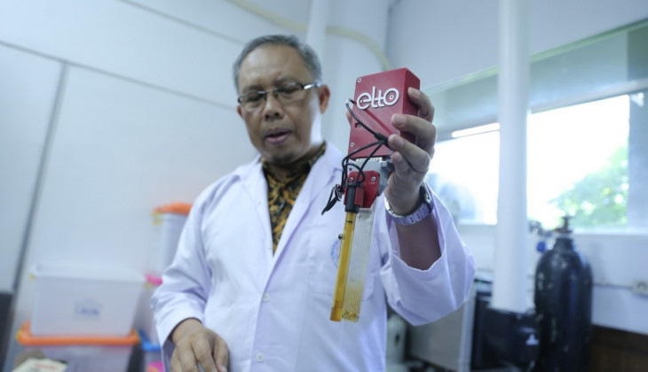 New Innovation: UGM Lecturer Creates Multifunction Electronic Tongue
