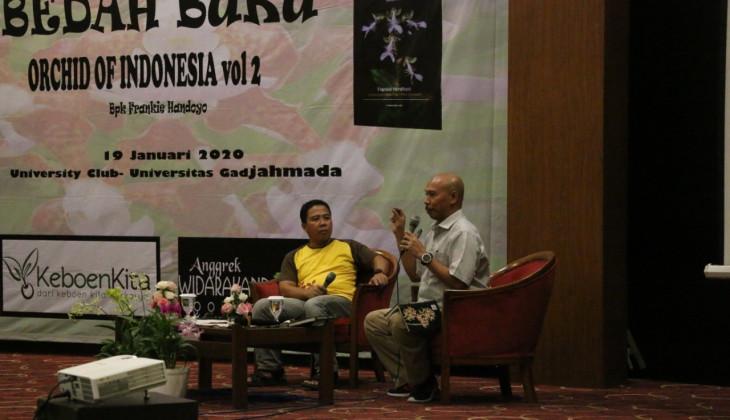Revitalisasi Anggrek sebagai Kekayaan Hayati Indonesia