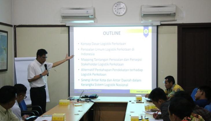 Urgensi Perbaikan Praktik Logistik Perkotaan