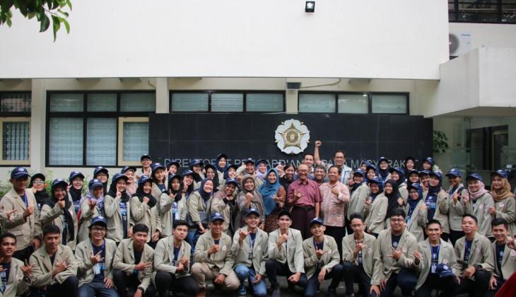 UGM Terjunkan Tim KKN-PPM Peduli Bencana di Lebak Banten