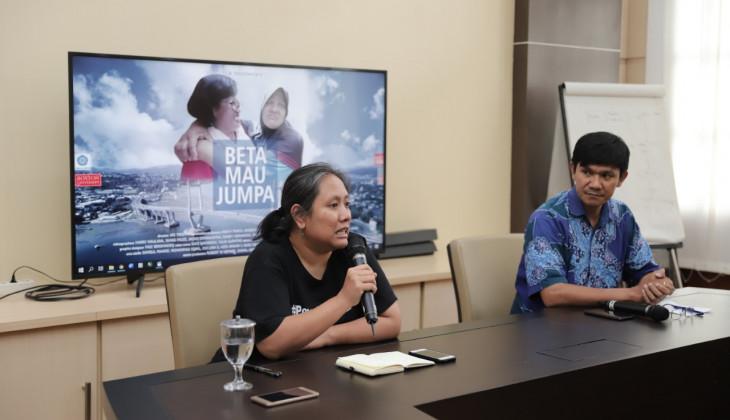 21 Tahun Konflik Ambon, CRCS UGM Luncurkan Film Beta Mau Jumpa