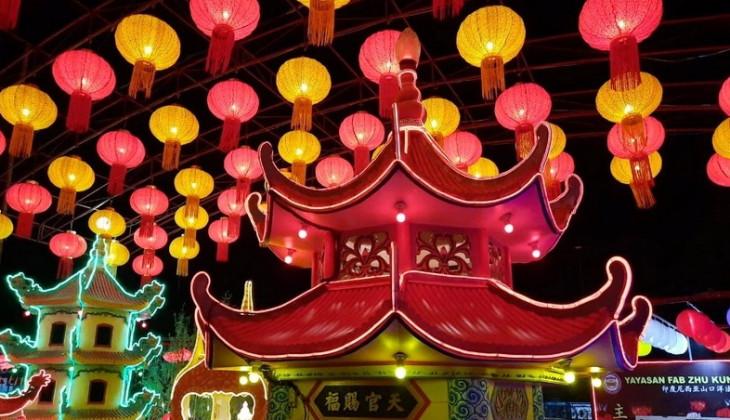 Menilik Imlek dan Posisi Komunitas Tionghoa