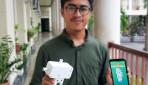 Mahasiswa UGM Juarai Kompetisi Internasional Berkat Kembangkan Detektor Neuropati Perifer Penderita Diabates