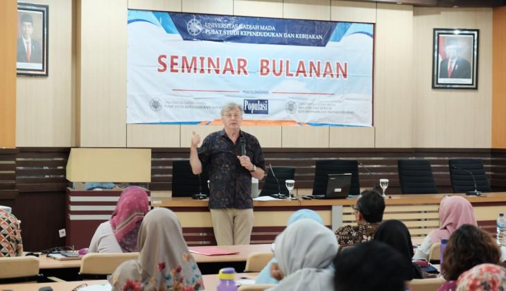 PSKK Gelar Seri Seminar tentang Penulisan Artikel