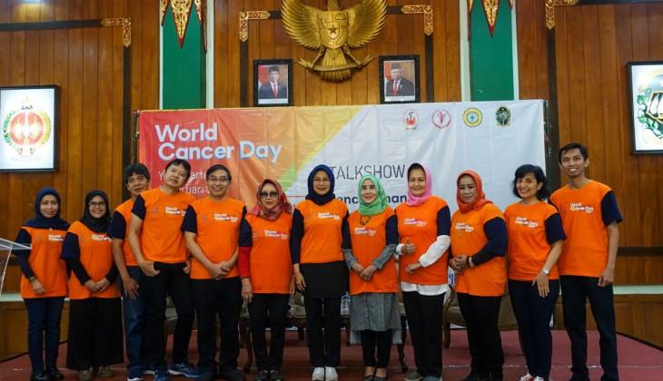 POI Gelar Talkshow Peringatan Hari Kanker se-Dunia
