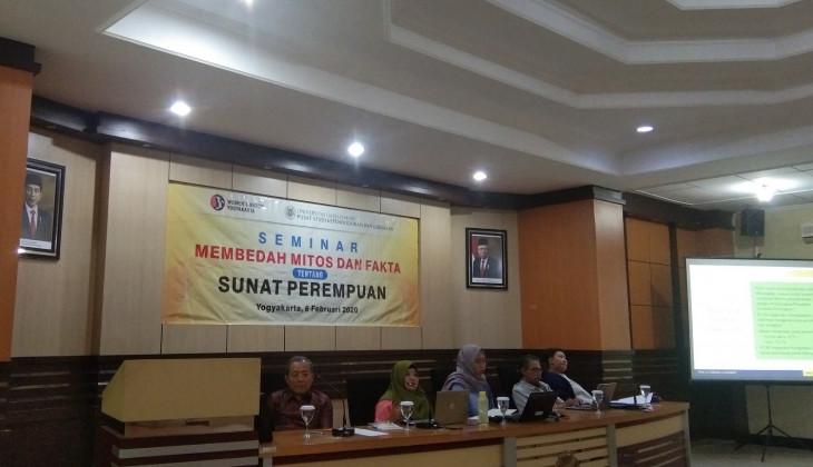 Praktik Sunat Perempuan Masih Banyak Ditemukan di Indonesia