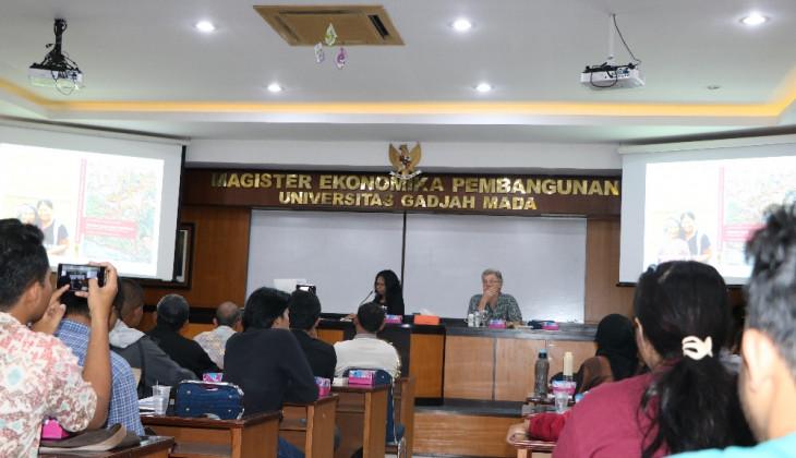PSEK UGM Gelar Diskusi Petani dan Perubahan Agraria