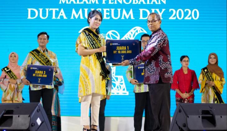 Mahasiswa UGM Terpilih Jadi Duta Museum DIY 2020