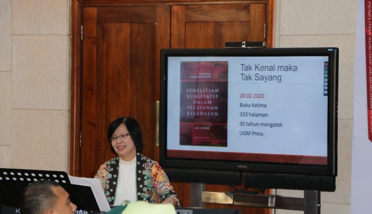 Prof Uut Terbitkan Buku Tak Kenal Maka Tak Sayang