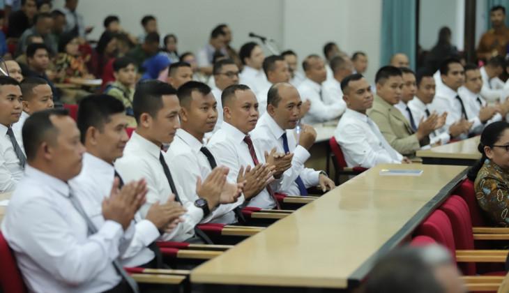 Kuliah Umum Awali Tahun Akademik Baru Program Pascasarjana