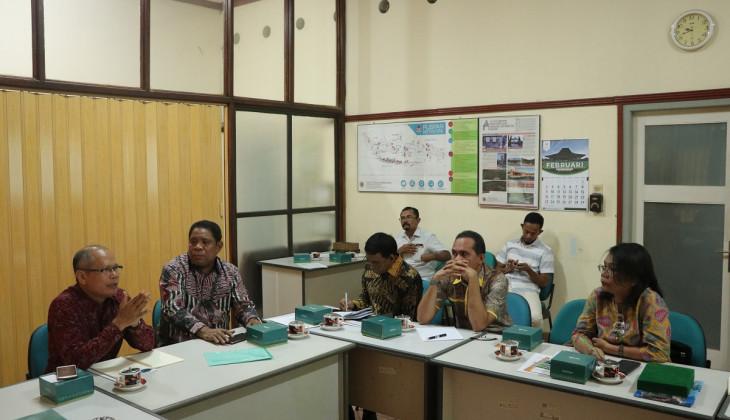 PUSPAR UGM Jajaki Kerja Sama dengan Pemkot Tual Maluku
