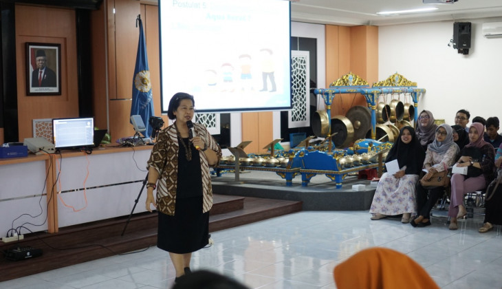 UGM Gelar Sesi Sharing Knowledge Tentang Hypnotic Guided Imagery