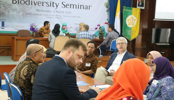 UGM dan Belanda Sepakat Bangun Indeks Biodiversitas Indonesia