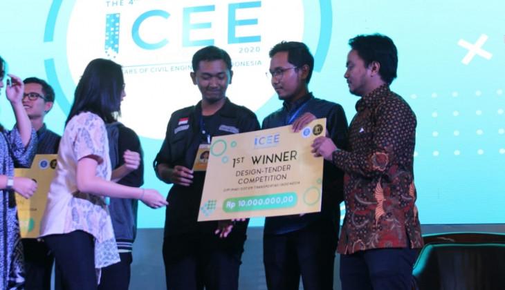 Mahasiswa Fakultas Teknik UGM Dominasi Juara Kompetisi Desain Nasional