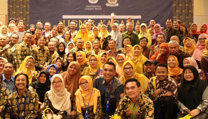 Dukung Pembangunan Daerah, UGM Sapa Alumninya di Lampung
