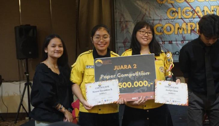 Mahasiswa UGM Raih Juara II Geoscience Gigantic Competition 2020