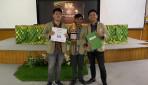 Mahasiswa UGM Juarai Lomba Karya Tulis  Rancang Bangun Nasional