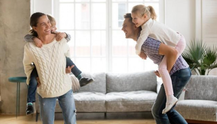 Sehat Mental Selama di Rumah dengan Aktivitas Positif Bersama Keluarga