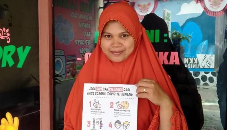 Lawan Hoaks Covid-19  Japelidi Kampanye dalam 42 Bahasa Daerah