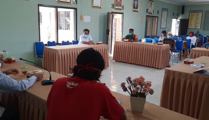 DERU UGM Berikan Penyuluhan Covid-19 ke Desa-Desa
