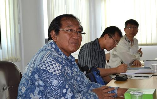 UGM dan Korea University Kerja Sama Riset Rehabilitasi Hutan Tropis