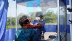 RSA UGM Luncurkan Bilik Gama Swab