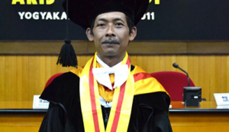 Teliti Tokoh Bima dan Drona dalam Lakon Dewa Ruci, Dosen ISI Yogyakarta Raih Doktor