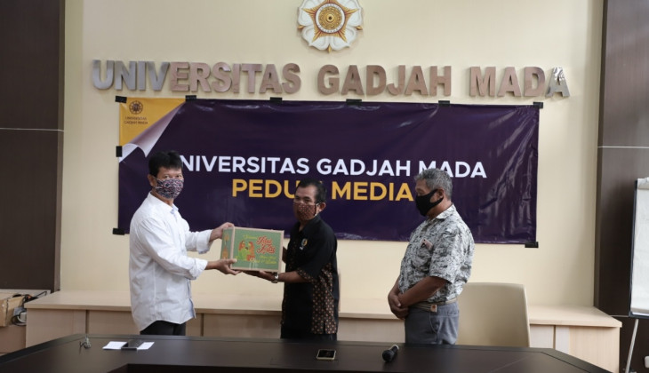 Form of UGM's Concerns to the Media
