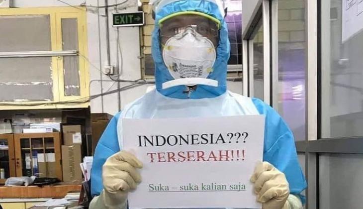 Psikolog UGM: 'Indonesia Terserah' Bentuk Kekecewaan, Bukan Benar-Benar Menyerah