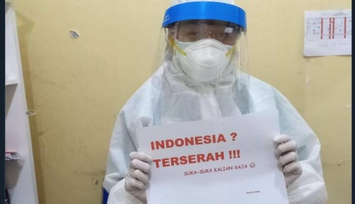 Riset PolGoV UGM Ungkap Sinisme Publik Pada Pemerintah Dalam Tangani Covid-19