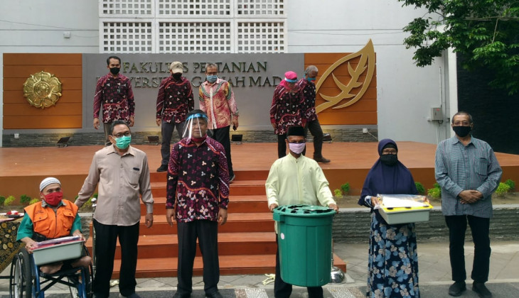 Fakultas Pertanian UGM Berdayakan Masyarakat di Masa Pandemi Covid-19