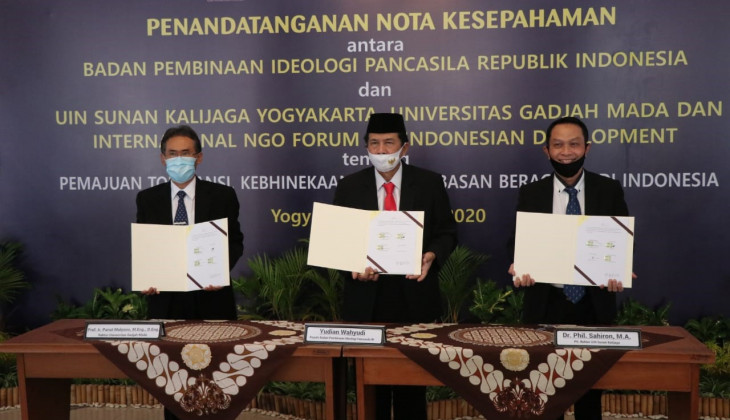 Collaboration in Tolerance, Diversity, and Religious Freedom in Indonesia