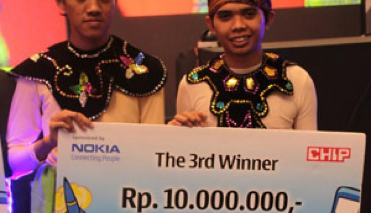 Mahasiswa Ilmu Komputer Juara Kompetisi Tingkat Nasional