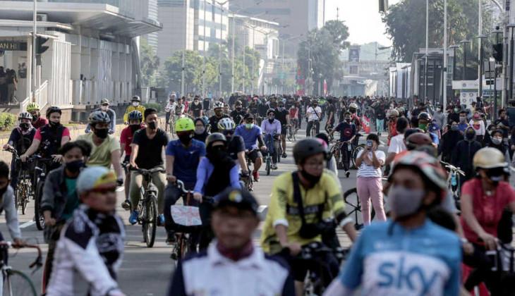 Pakar UGM Jelaskan Cara Aman Bersepeda di Tengah Pandemi Corona