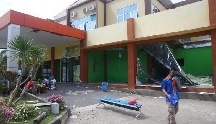 KKN UGM Garap Penguatan Desa Tangguh Bencana di Lombok Utara