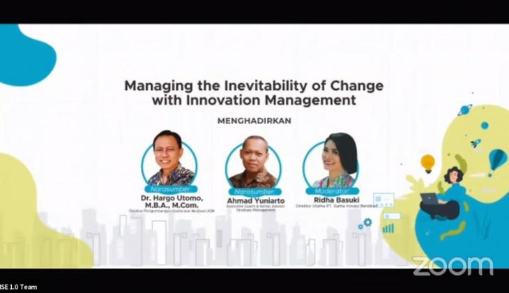 Manajemen Inovasi dalam Upaya Menghadapi Perubahan yang Disruptif