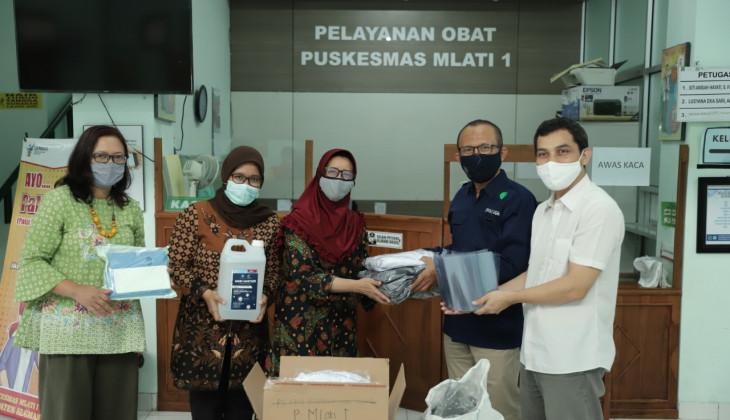 UGM-New Zealand Salurkan Bantuan Perlengkapan APD ke Fasilitas Kesehatan di Yogyakarta