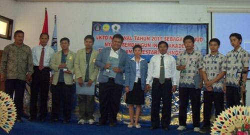 Mahasiswa Geografi UGM Mendominasi Juara LKTI Geografi Nasional